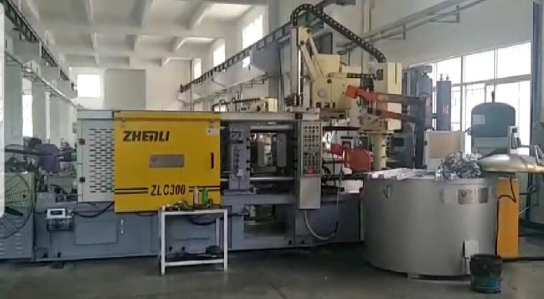 Zhenli Cold Chamber Die Casting